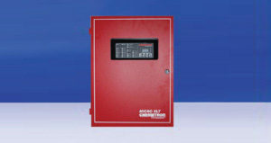 Chemetron Paneles de Control de Incendios