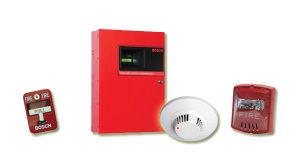 Bosch Sistema de Detección de Incendios