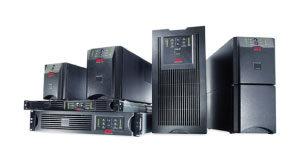 APC Sistema de energía ininterrumpible (UPS)